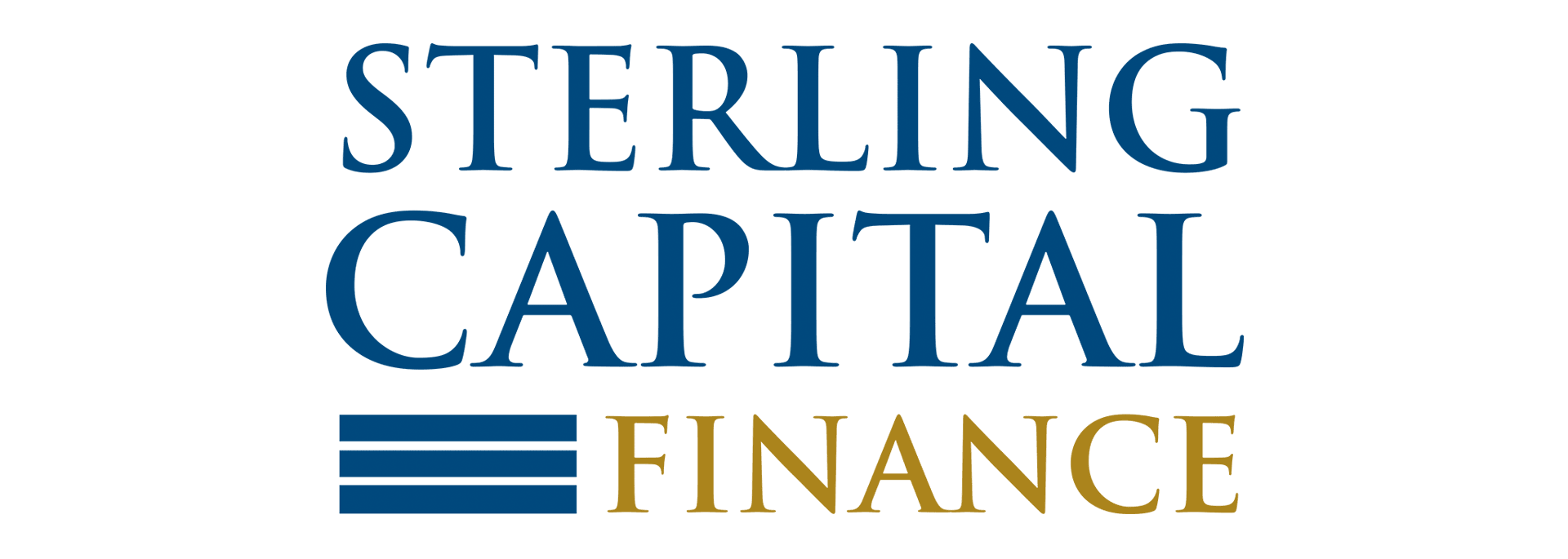 Sterling Capital Finance brand and website design