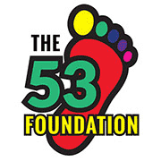 The 53 Foundation logo