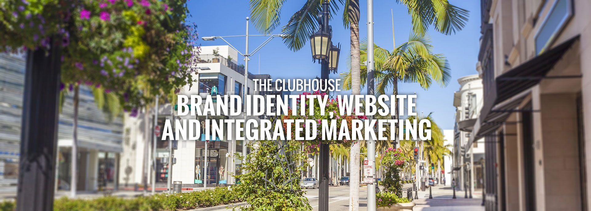 Clubhouse Alderley brand identity and website, marketing