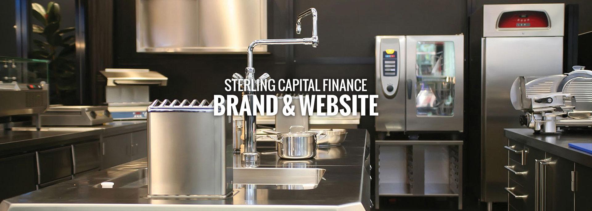 Supercar Finance brand and website design
