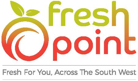 FreshPoint logo branding design