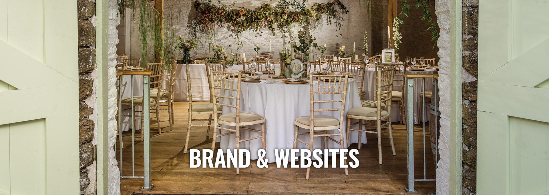 Trenderway branding and websites